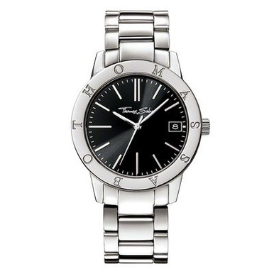 The sleek elegance of the Classic Collection makes these watches the perfect companion for any occasion. The all-around THOMAS SABO branding is a strong feature.