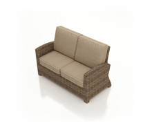 Forever Patio Cypress Wicker Loveseat by NorthCape International