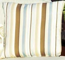 South Sea Rattan Outdoor Throw Pillow