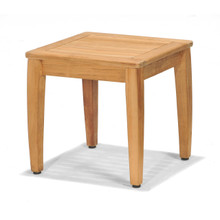 Forever Patio Miramar Plantation Teak End Table by NorthCape Intl