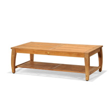 Forever Patio Miramar Plantation Teak Coffee Table by NorthCape Intl