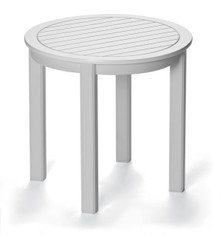 "Telescope Casual 21"" Round MGP Deluxe End Table"