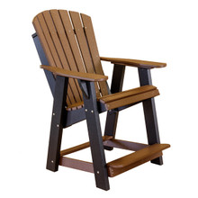 Wildridge Heritage Poly-Lumber HIgh Adirondack Chair