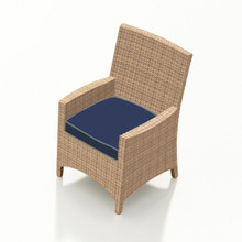 Forever Patio Hampton Wicker Dining Arm Chair by NorthCape International
