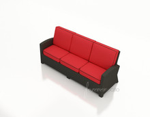 Forever Patio Barbados Wicker Sofa by NorthCape International