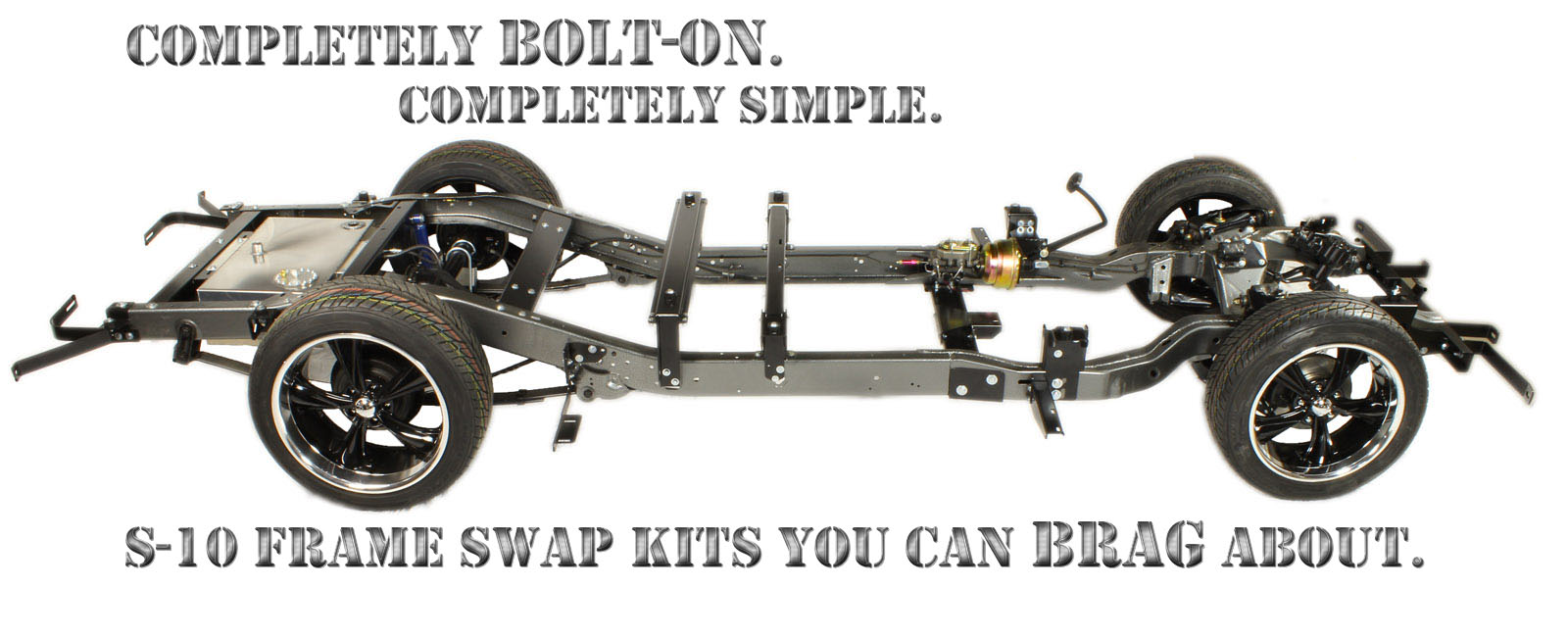 1950 Chevy Truck Frame Swap Page 3 Frame Design