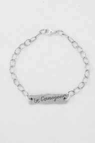 Be Courageous Bracelet