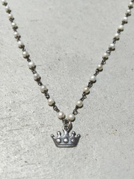 Pearl Queen Esther Necklace