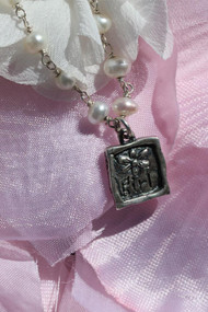 Flower Girl Pearl Bracelet for girls