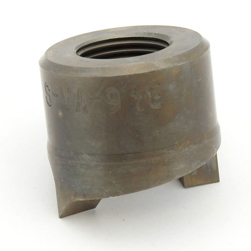 """ALFRA 01561-ST TwinCut Round Punch 1-3/8"""" DIA"""