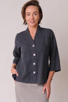 Graphite  womens hemp – Tencel clothing