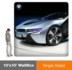 WallBox 10'x10' Display - Single Sided