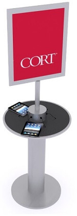 Juicer Cell Phone Charging Kiosk