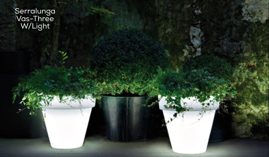 Serralunga Vas-Three Planter