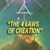 The 4 Laws of Creation - CD