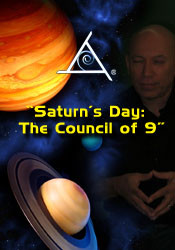 Saturn's Day: The Council of Nine - DVD