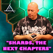Shards, The Next Chapters - 2 CD Set