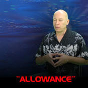 Allowance - MP3 Audio Download