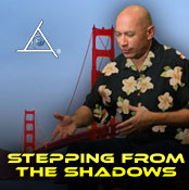 Stepping From The Shadows  - MP3 Audio Download