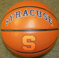 Syracuse Orange NCAA Rawlings Triple Threat Full Size Basketball
