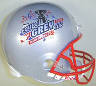 2008 Grey Cup @ Montreal Riddell CFL Deluxe Replica Full Size Helmet