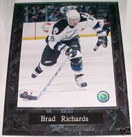 Brad Richards Tampa Bay Lightning 10.5x13 Plaque