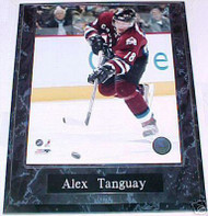 Alex Tanguay Colorado Avalanche 10.5x13 Plaque