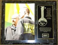 Bryan Cranston & Aaron Paul Breaking Bad 12x15 Wood Plaque