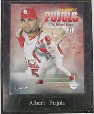 Albert Pujols St. Louis Cardinals 10.5x13 Plaque - PLAQUE-0670