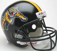 Hamilton Tiger Cats Riddell CFL Deluxe Replica Full Size Helmet