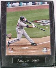 Andruw Jones Atlanta Braves 10.5x13 Plaque - PLAQUE-0714