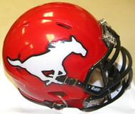 Calgary Stampeders Riddell CFL Replica Revolution SPEED Mini Helmet