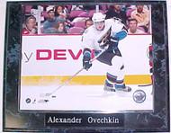 Alexander Ovechkin Washington Capitals 10.5x13 Plaque - PLAQUE-0895