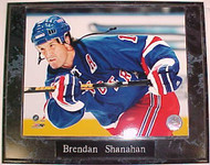 Brendan Shanahan New York Rangers 10.5x13 Plaque - PLAQUE-0904