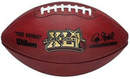 Super Bowl 41 XLI Wilson Official NFL Game Football Chicago Bears vs. Indianapolis Colts