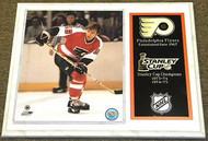 Bobby Clarke Philadelphia Flyers NHL 15x12 Plaque