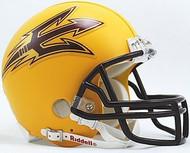 Arizona State Sun Devils GOLD Riddell NCAA Replica Mini Helmet