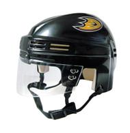 Anaheim Ducks NHL Black Player Mini Hockey Helmet