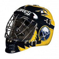 Buffalo Sabres Franklin NHL Full Size Street Extreme Youth Goalie Mask