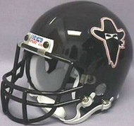 Oklahoma Outlaws USFL United States Football League Authentic Mini Helmet