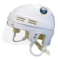 Buffalo Sabres NHL White Player Mini Hockey Helmet
