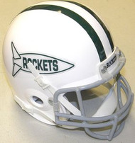 The Best Of Times Taft Rockets 1986 Football Movie Authentic Mini Helmet