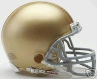 Notre Dame Fighting Irish Riddell NCAA Replica Mini Helmet