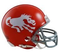 Denver Broncos 1962-65 Z2B Riddell NFL Replica Throwback Mini Helmet