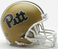 Pittsburgh Panthers Riddell NCAA Replica Throwback Mini Helmet