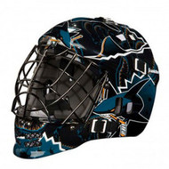 San Jose Sharks Franklin NHL Full Size Street Extreme Youth Goalie Mask
