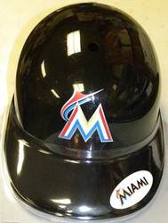 Miami Marlins Rawlings Souvenir Full Size MLB Baseball Batting Helmet