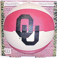 Oklahoma Sooners NCAA Wilson Collegiate Collection Full Size Basketball
