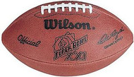 Super Bowl 21 XXI Wilson Official NFL Game Football Giants vs. Broncos
