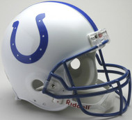 Indianapolis Colts 1995-2003 Riddell NFL Authentic Pro Line Throwback Full Size Helmet